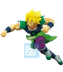 BANPRESTO FIGURE DRAGON BALL BROLY Z BATTLE 19 CM