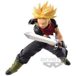 BANPRESTO FIGURE DRAGON BALL TRUNKS FUTURE 14 CM