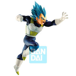 BANPRESTO FIGURE DRAGON BALL VEGETA Z BATTLE 16 CM