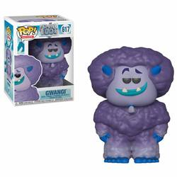 FIGURA POP SMALLFOOT: GWANGI