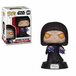 FIGURA POP STAR WARS: EMPEROR PALPATINE
