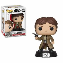 FIGURA POP STAR WARS: HAN SOLO ENDOR
