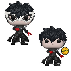POP FIGURE PERSONA 5 JOKER DISPLAY CHASE 5+1