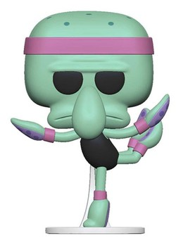 POP FIGURE BOB ESPONJA: SQUIDWARD BALLERINA