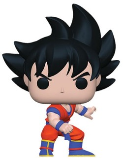 POP FIGURE DRAGON BALL: GOKU