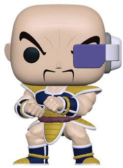 POP FIGURE DRAGON BALL: NAPPA