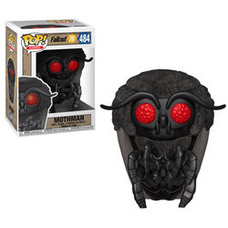 POP FIGURE FALLOUT 76: MOTHMAN