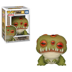 POP FIGURE FALLOUT 76: RADTOAD