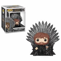 POP FIGURE GAME OF THRONES: TYRION ON THRONE