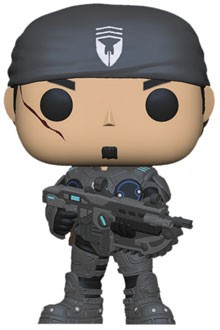 FIGURA POP GEARS OF WAR: MARCUS