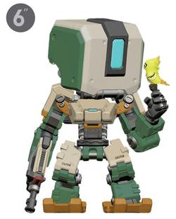 FIGURA POP OVERWATCH: BASTION