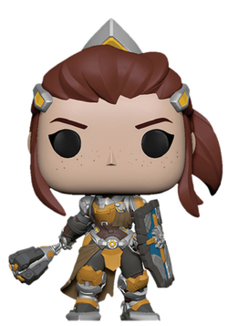 FIGURA POP OVERWATCH: BRIGITTE