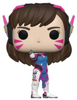 POP FIGURE OVERWATCH: D.VA