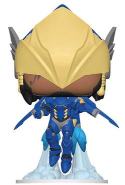 FIGURA POP OVERWATCH: PHARAH VICTORY POSE