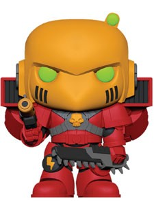 POP FIGURE WARHAMMER 40K: BLOOD ANGELS ASSAULT M