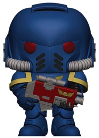 FIGURA POP WARHAMMER 40K: ULTRAMARINES INTERCESOR
