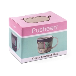 PUSHEEN HEAT COLOR CHANGING MUG