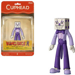 ACTION FIGURE CUPHEAD: KING DICE