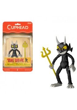 FIGURA ACCION CUPHEAD: THE DEVIL