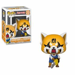 POP FIGURE SANRIO AGGRETSUKO: RETSUKO CHAINSAW