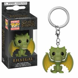 POP KEYCHAIN GAME OF THRONES RHAEGAL