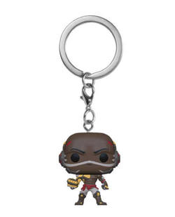 LLAVERO POP OVERWATCH DOOMFIST