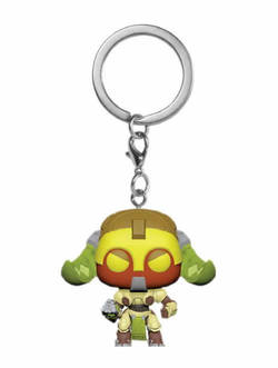 POP KEYCHAIN OVERWATCH ORISA