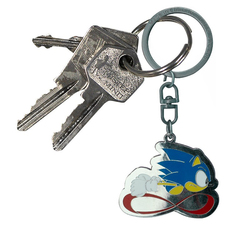 SONIC SPEED KEYCHAIN