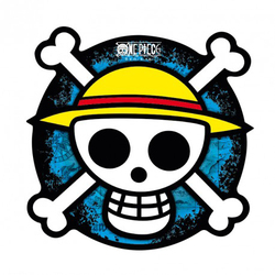 ONE PIECE SKULL MOUSEPAD