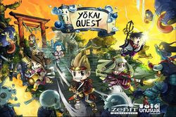 YOKAI QUEST CORE DISPLAY (4) (SPANISH)