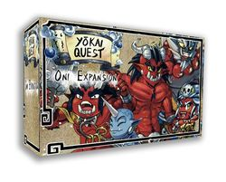 YOKAI QUEST ONI INVASION (SPANISH)