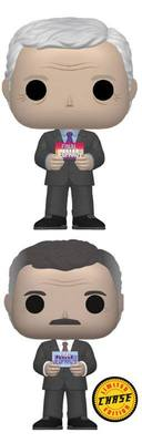 POP FIGURE JEOPARDY ALEX TREBEK BOX 5+1 CHASE