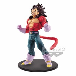 BANPRESTO FIGURE DRAGON BALL BLOOD SAIYAN 20 CM