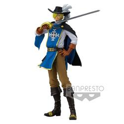BANPRESTO FIGURE ONE PIECE CRUISE SANJI 22 CM