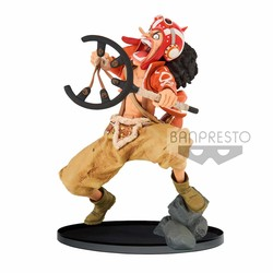 BANPRESTO FIGURE ONE PIECE USOPP 15 CM