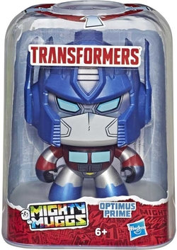 MIGHTY MUG TRANSFORMERS OPTIMUS PRIME FIGURE 12 CM