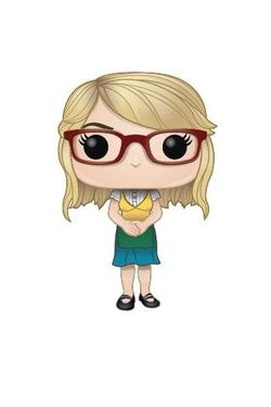 FIGURA POP BIG BANG THEORY: BERNADETTE
