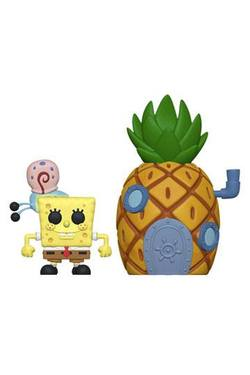 POP FIGURE BOB ESPONJA: PINEAPPLE