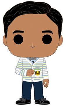 FIGURA POP COMMUNITY: ABED NADIR
