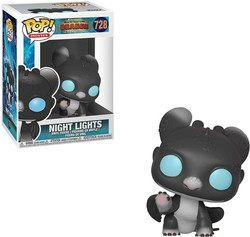 POP FIGURE HOW TO TRAIN YOUR DRAGON 3: NIGHT LIGHTS 3 SHERECE