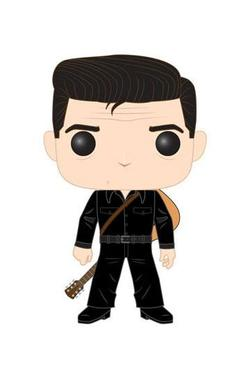 FIGURA POP JOHNNY CASH: JOHNNY CASH IN BLACK