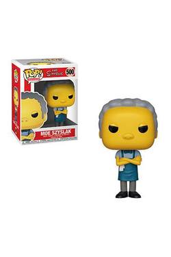 FIGURA POP THE SIMPSONS: MOE