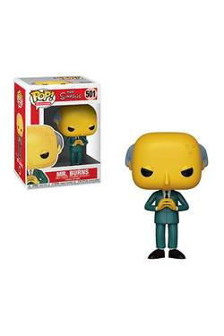 FIGURA POP THE SIMPSONS: MR.BURNS