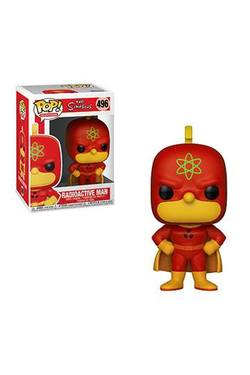 POP FIGURE THE SIMPSONS: RADIOACTIVE MAN