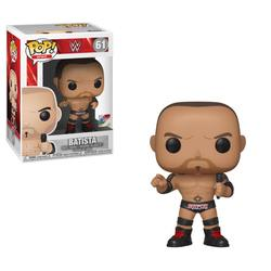 POP FIGURE WWE: DAVE BAUTISTA
