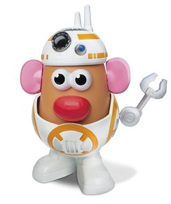STAR WARS BB8 POTATO FIGURE