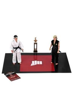 FIGURA SET KARATE KID 1984 TOURNAMENT 20 CM