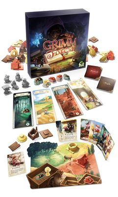 GRIMM FOREST CASE (6) SPANISH