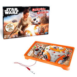 STAR WARS OPERATION BOARD GAME