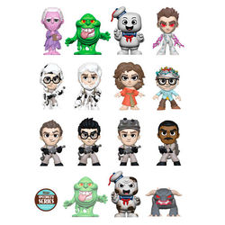 MYSTERY MINIS GHOSTBUSTERS DISPLAY